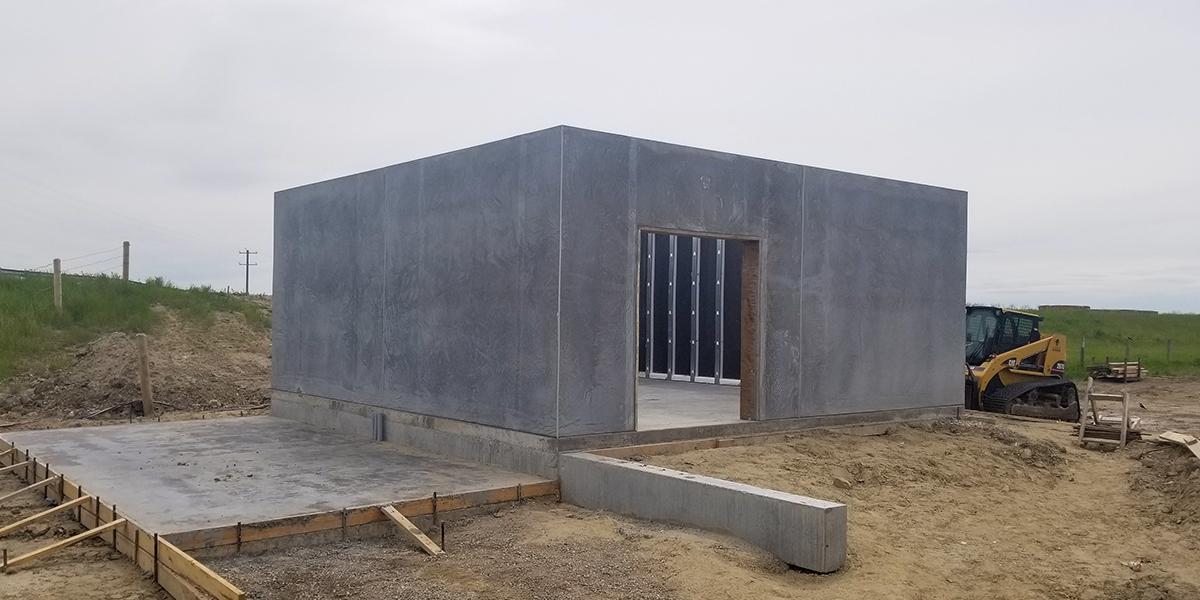 SDI filter house