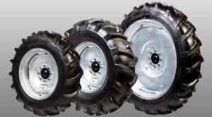 Bias-ply tires