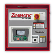 Zimmatic vision for laterals control panel
