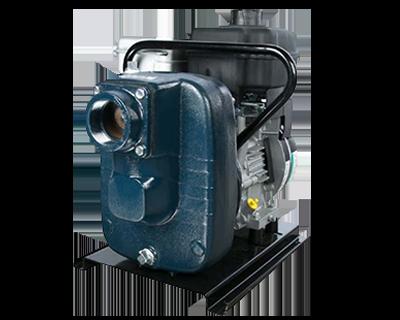 Franklin Electric Gas Engine Self-Priming Pump