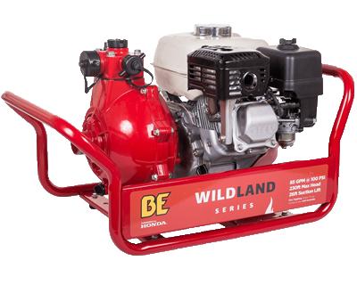 BE Wildland Series High Pressure Gas Pump